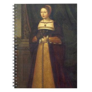 Margaret Tudor, reina del cuaderno escocés