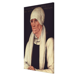 Margarethe Luther , mother of Martin Luther Gallery Wrap Canvas
