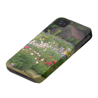 Margaret's Gardens and Barn iPhone Barely There Ca iPhone 4 Case-Mate Case