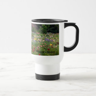 Margaret's Gardens and Barn Travel Mug
