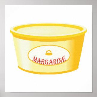 margarine poster