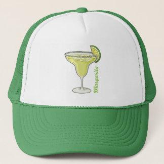 Margarita A glass of Margarita cocktail. alcohol, Trucker Hat