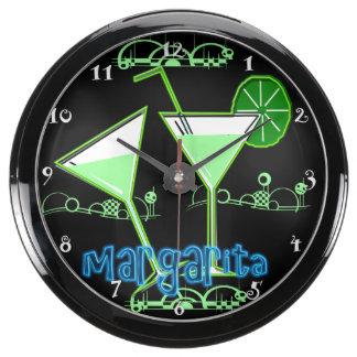Margarita Aqua Clock