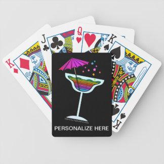 MARGARITA ART PLAYING CARDS