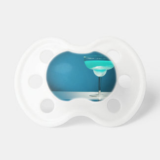 Margarita azul helada chupetes para bebes