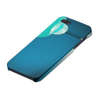 Margarita azul helada iPhone 5 protectores
