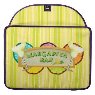 Margarita bar sleeve for MacBooks