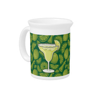 Margarita Beverage Pitcher