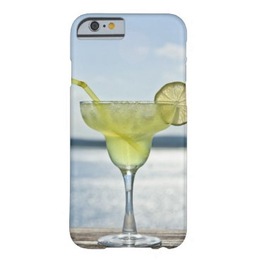 USA Themed Margarita by the sea barely there iPhone 6 case