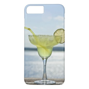USA Themed Margarita by the sea iPhone 8 plus/7 plus case