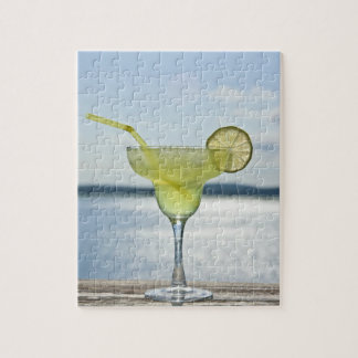 Margarita by the sea jigsaw puzzle
