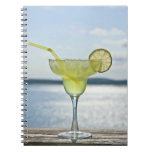 Margarita by the sea notebook