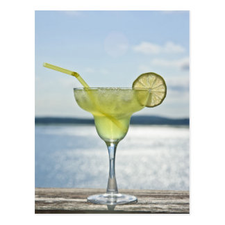 Margarita by the sea postcards