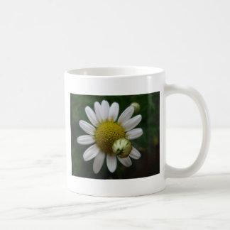 Margarita, café de la flor taza clásica