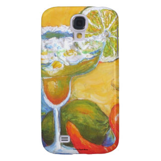 Margarita & Chile Pepper Galaxy S4 Cover