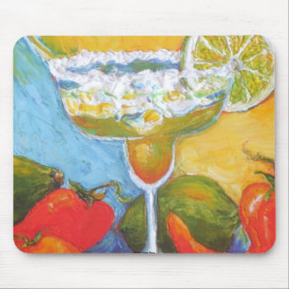 Margarita & Chile Pepper Mouse Pad
