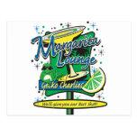 Margarita-Cóctel-Salón de Charlies del Gecko Postal