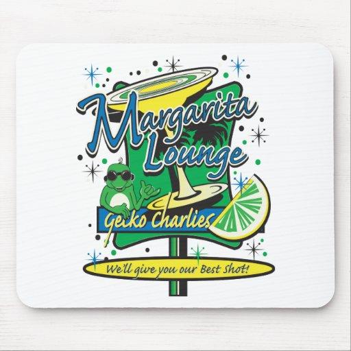 Margarita-Cóctel-Salón Tapetes De Raton