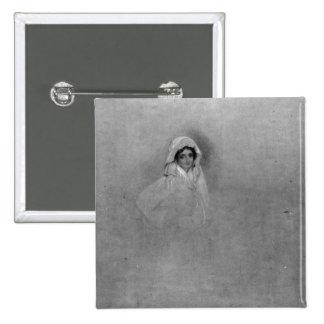 Margarita Cogni, 1818 Pin Cuadrada 5 Cm