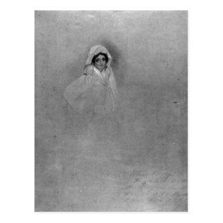 Margarita Cogni, 1818 Postcard