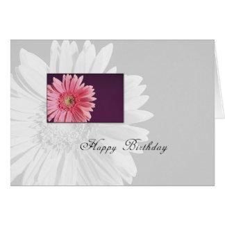 Margarita de 3625 cumpleaños tarjeta de felicitación