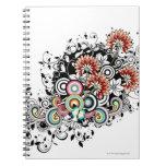 Margarita de Gerber Spiral Notebooks