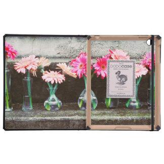 Margarita de las rosas fuertes iPad coberturas