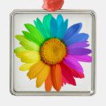 Margarita del arco iris ornamente de reyes
