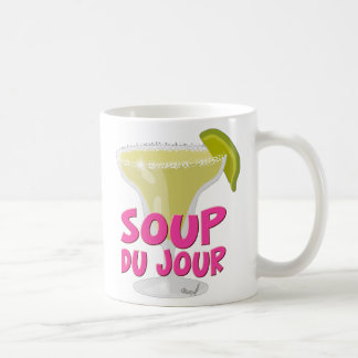 Margarita Du Jour Classic White Coffee Mug