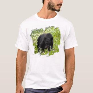 Margarita el oso negro; Ningún texto Playera