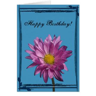 ¡Margarita, feliz cumpleaños! Tarjeta De Felicitación