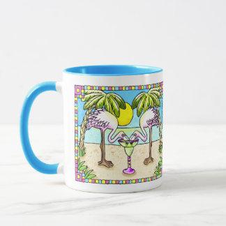 Margarita Flamingo Mug