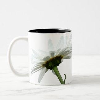 Margarita fresca taza de café