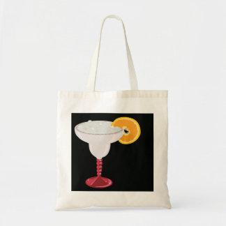 Margarita Glass Tote Bags