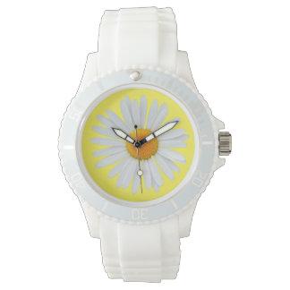 Margarita grande reloj