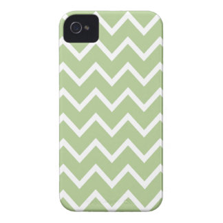 Margarita Green Chevron Iphone 4S Case iPhone 4 Case-Mate Cases
