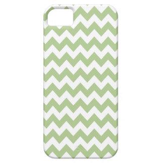 Margarita Green Chevron iPhone 5/5S Case