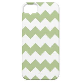 Margarita Green Modern Zig Zag Iphone 5 Case