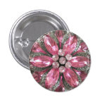 Margarita Jewelled rosa Pin