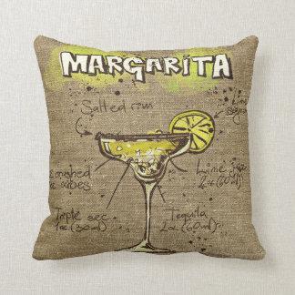 Margarita/Kamikaze Recipe Cushion