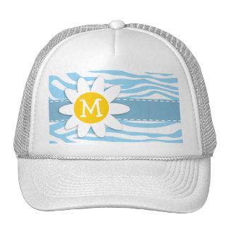 Margarita; La cebra de los azules cielos raya el e Gorros