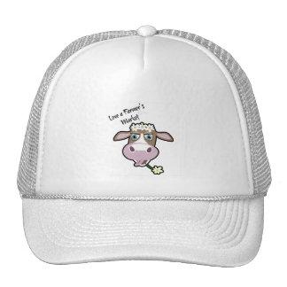 Margarita, la vaca, capitalización bursátil gorra