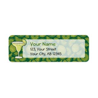 Margarita Label