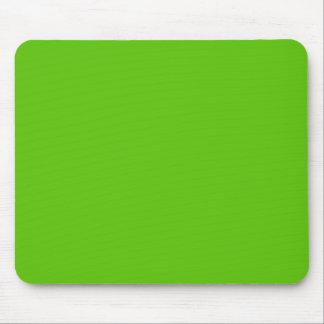 Margarita Lime-Acid Lime-Green Uptown Girl Wedding Mouse Pad
