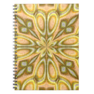 Margarita loca de oro cuadernos
