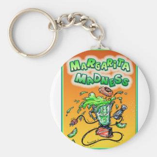 Margarita Madness for Cinco de Mayo Keychain