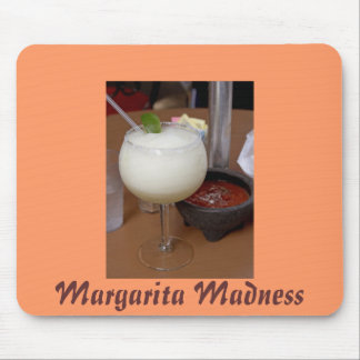 Margarita Madness Mouse Pad
