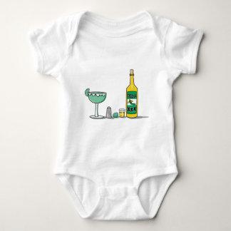 Margarita Mix Baby Bodysuit