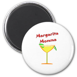 Margarita MOMMA T-Shirts & Gifts Magnet