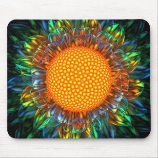 Margarita Mousepad del resplandor solar